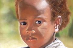 afrikaansmeisje